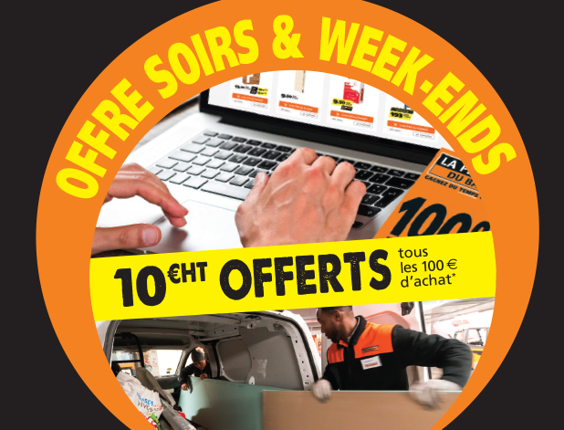 Offre soirs & Week-Ends